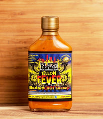 BACK IN STOCK - Yellow Fever Hot Mustard