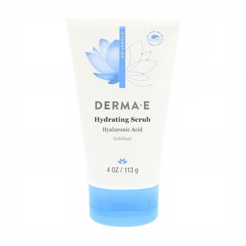 Derma E, Hydrating Scrub with Hyaluronic Acid, 4 oz (113 g)