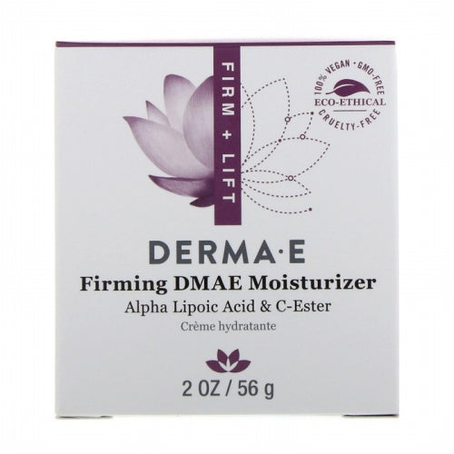 Derma E, Firming DMAE Moisturizer, with Alpha Lipoic Acid and C-Ester, 2 oz (56 g)