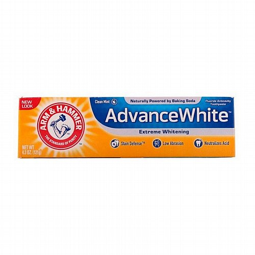 Arm & Hammer, Advance White, Extreme Whitening Toothpaste, Clean Mint, 4.3 oz (121 g)