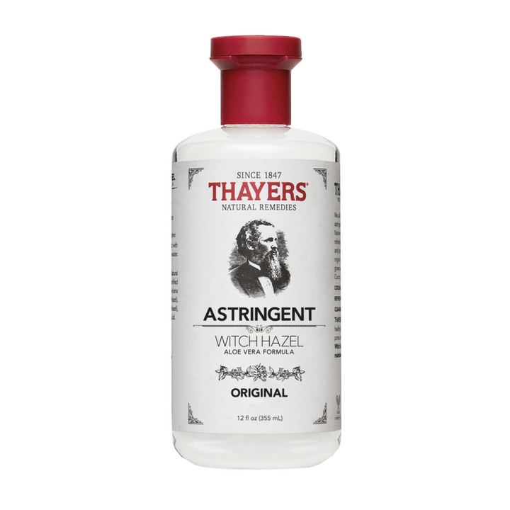 Thayers Witch Hazel Astringent Aloe Vera Formula Original - 12 oz.