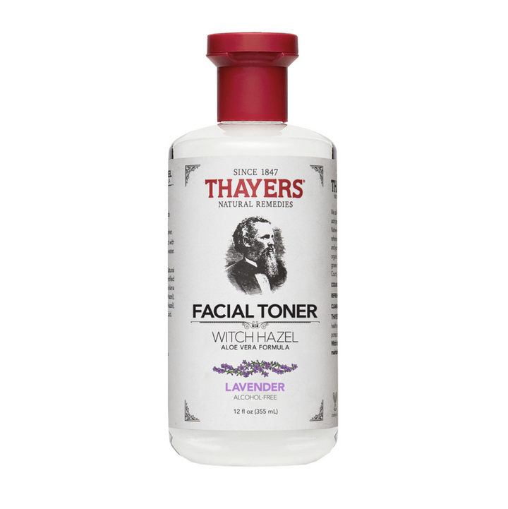 Thayers Witch Hazel Alcohol-Free Toner with Aloe Vera Formula Lavender - 12 oz.