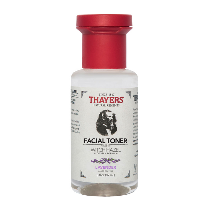 Thayers Witch Hazel Aloe Vera Formula Alcohol Free Facial Toner Lavender - 3 fl. oz.