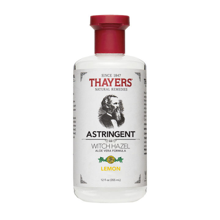 Thayers Witch Hazel Astringent with Aloe Vera Formula Lemon - 12 oz.