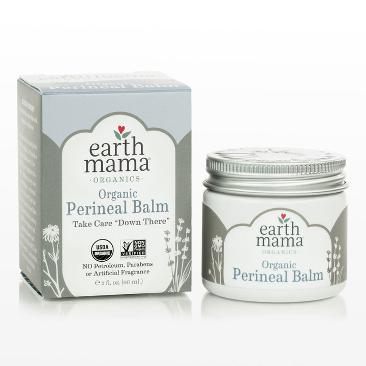 Earth Mama, Organic Perineal Balm, 2 fl oz (60 ml)