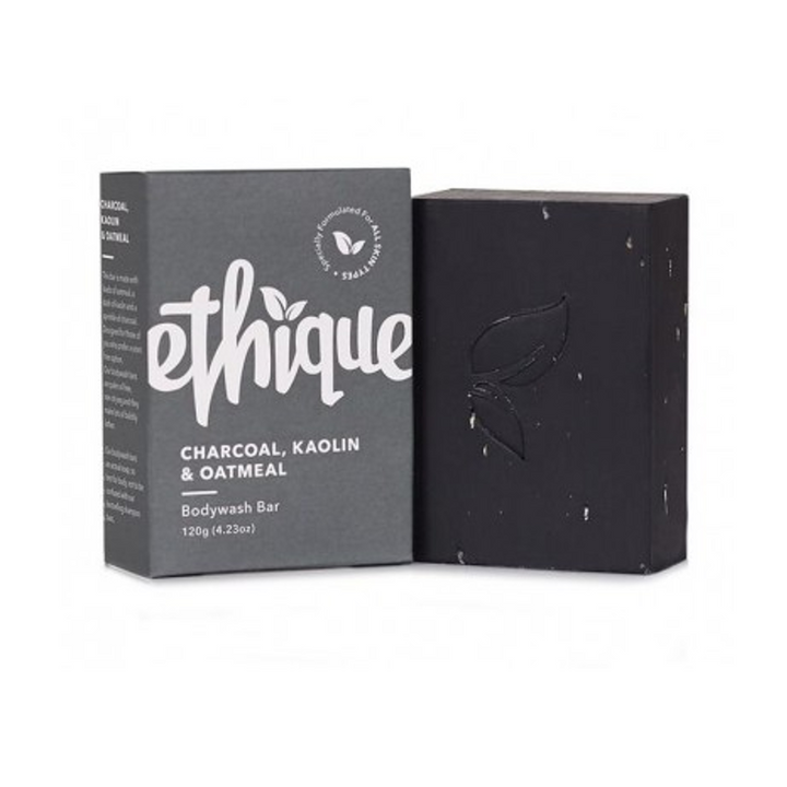 Ethique Charcoal, Kaolin and Oatmeal Bodywash 120g