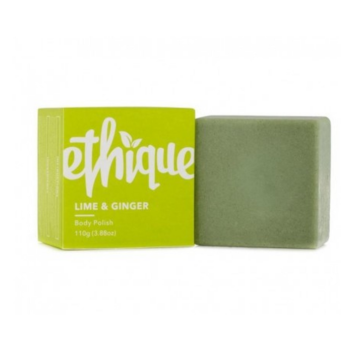 Ethique Lime and Ginger Body Polish 110g