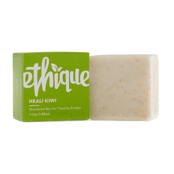 Ethique, Eco-Friendly Solid Shampoo Bar, Heali Kiwi, 3.88 oz (110g)