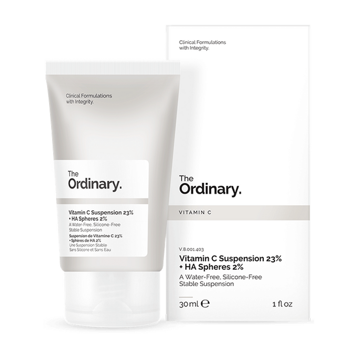 The Ordinary Vitamin C Suspension 23% + Hyaluronic Acid Spheres 2% 30 mL