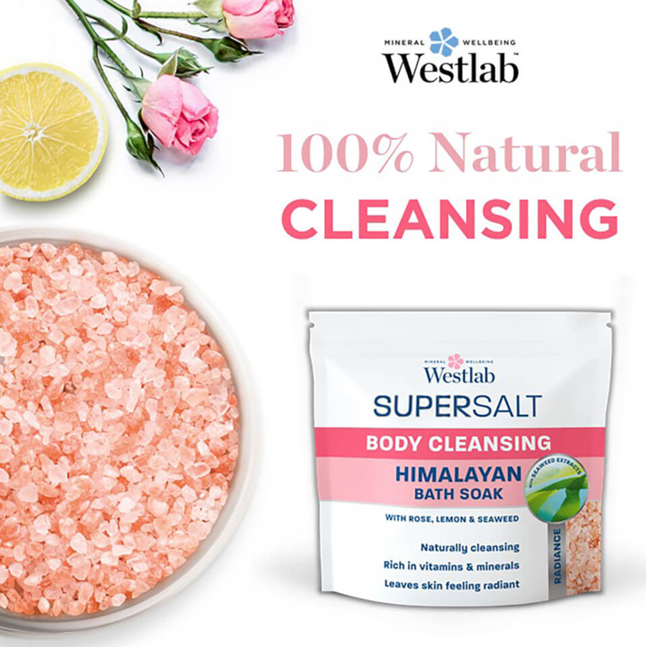 Westlab Supersalt Himalayan Body Cleanse - 1kg