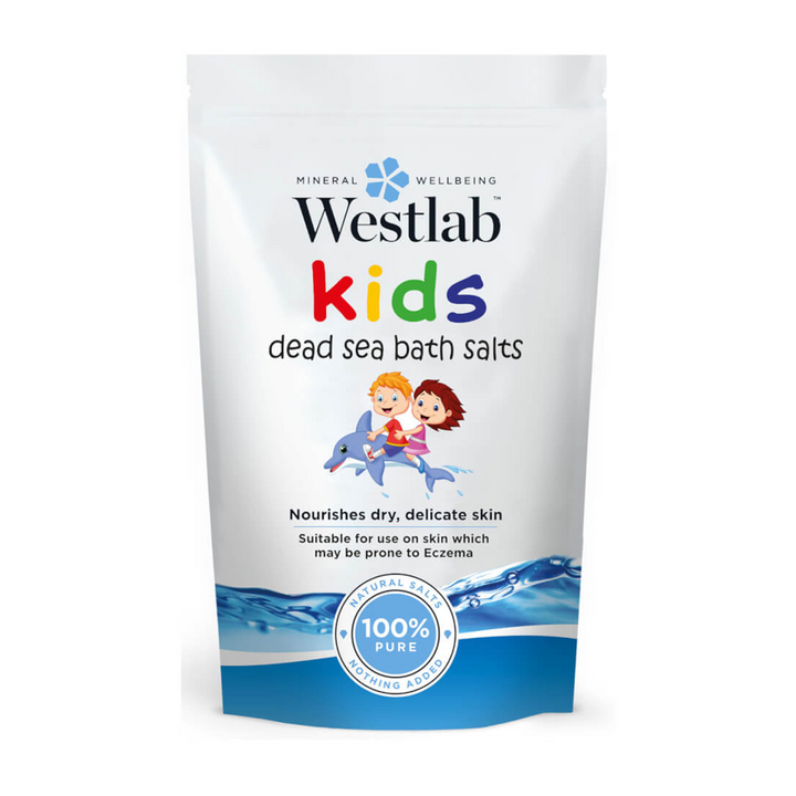 Westlab Kids Dead Sea Salt