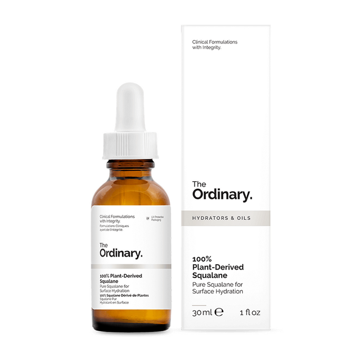 The Ordinary 100% Plant-Derived Squalane 30 mL