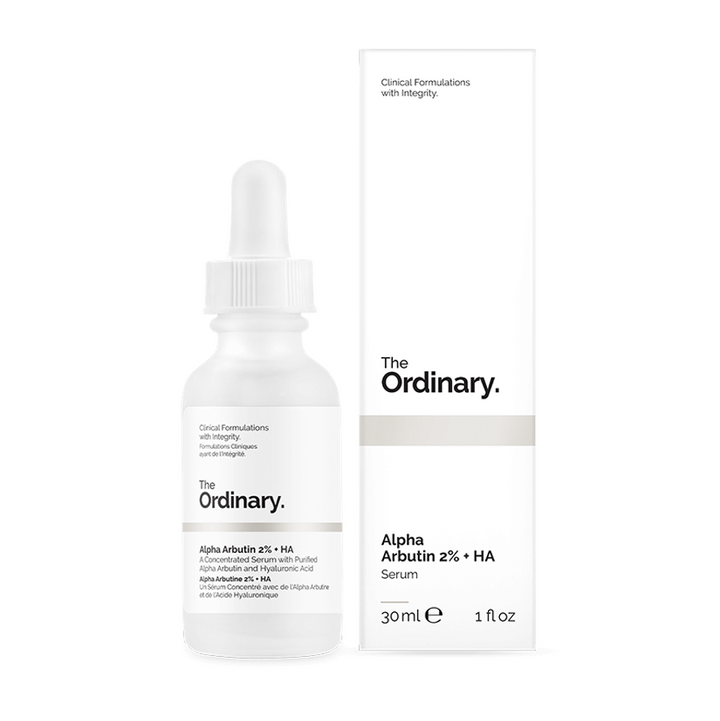 The Ordinary Alpha Arbutin 2% + Hyaluronic Acid 30 mL