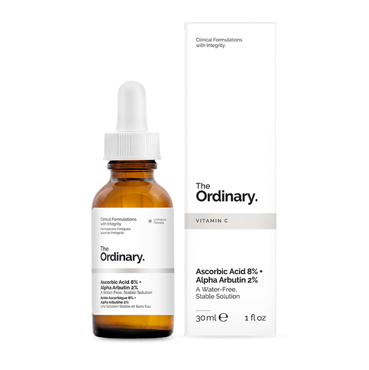 The Ordinary Ascorbic Acid 8% + Alpha Arbutin 2% 30 ml