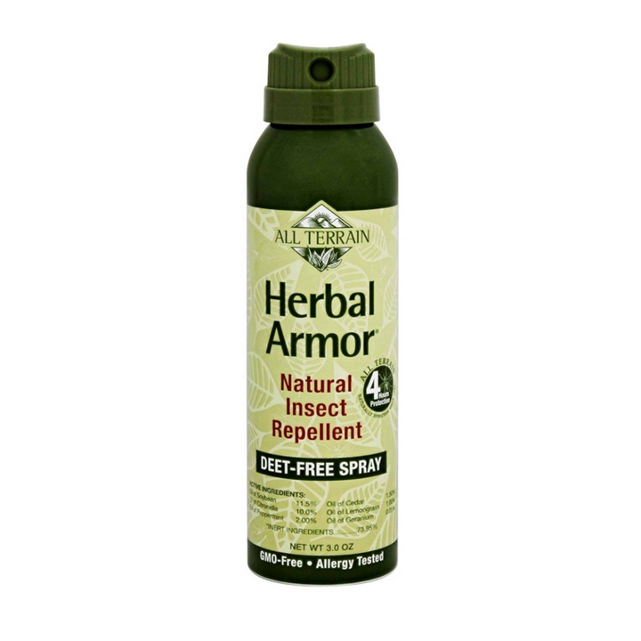 All Terrain Herbal Armor® Natural Insect Repellent – 3 oz