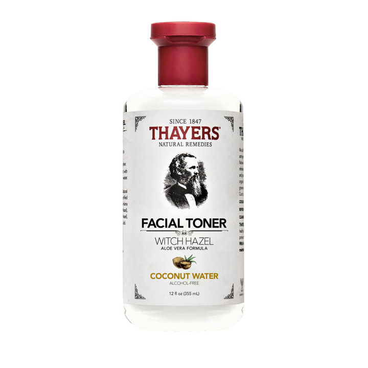 Thayers Coconut Water Witch Hazel Facial Toner, 12 floz (355 ml)