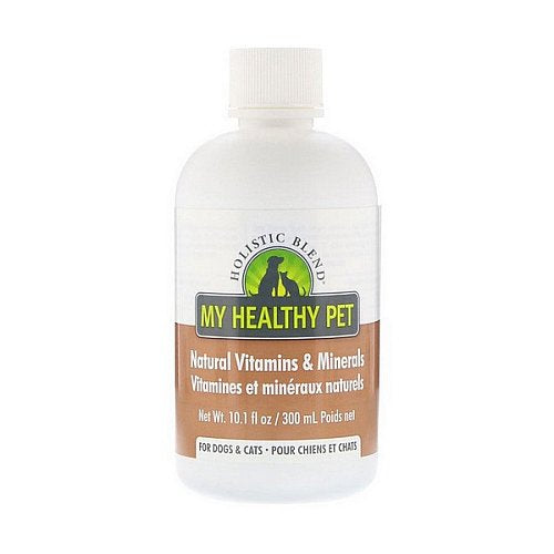 Holistic Blend, My Healthy Pet, Natural Vitamins & Minerals, For Dogs & Cats, 10.1 fl oz (300 ml)