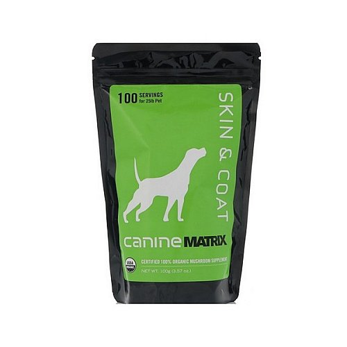 Canine Matrix, Skin & Coat, For Dogs, 3.57 oz (100 g)