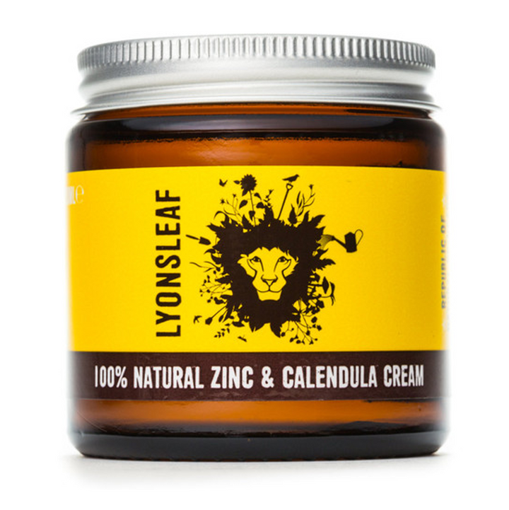Lyonsleaf Zinc and Calendula Cream 120ml