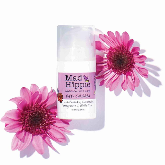 Mad Hippie Skin Care Products, Eye Cream, 14 Actives, 0.5 fl oz (15 ml)