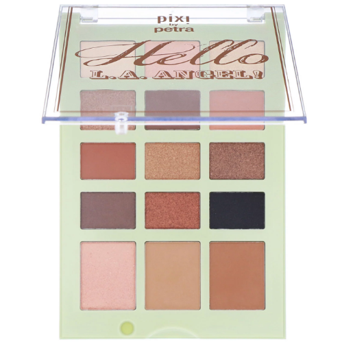 Pixi Beauty, Hello Beautiful, Hello LA Angel, Face Palette, 0.56 oz (16.05 g)