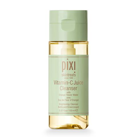 Pixi Beauty, Skintreats, Vitamin-C Juice Cleanser, Brightening Cleanser, 5.07 fl oz (150 ml)