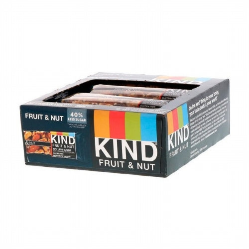 KIND Bars, Fruit & Nut Bar, 12 Bars, 1.4 oz (40 g) Each
