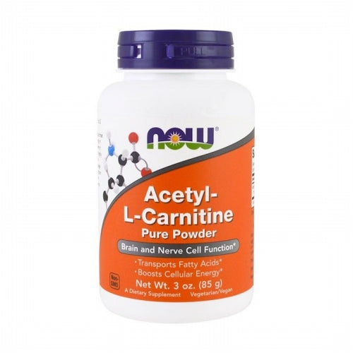 Now Foods, Acetyl-L-Carnitine, 3 oz (85 g)
