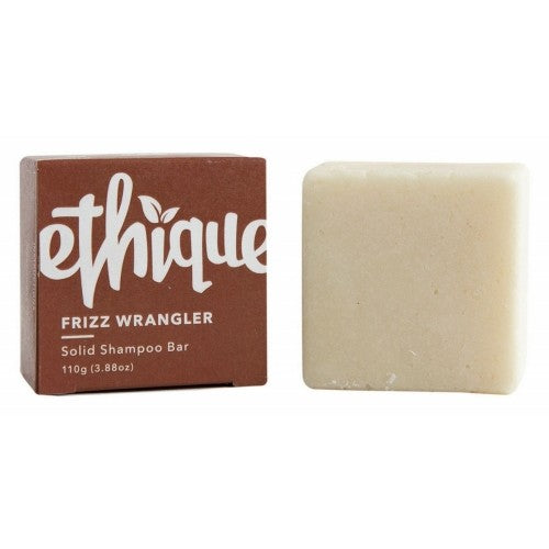 Ethique, Frizz Wrangler Shampoo Bar for Dry-Frizzy Hair, 3.88 oz (110 g)