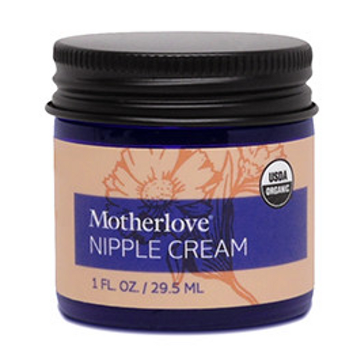Motherlove, Nipple Cream, 1 oz (29.5 ml)