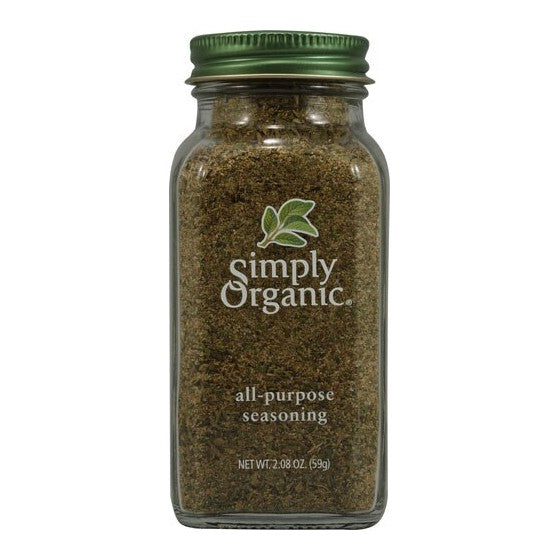 Simply Organic All-Purpose Seasoning  2.08 oz