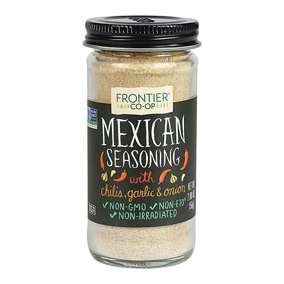 Frontier Co-Op Mexican Seasoning  2 oz
