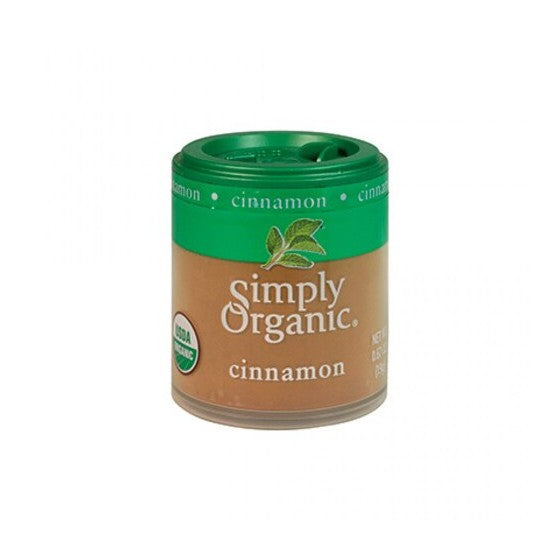 Simply Organic Cinnamon  0.67 oz