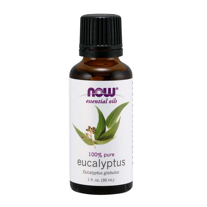Now Foods, Essential Oils, Eucalyptus, 1 fl oz (30 ml)