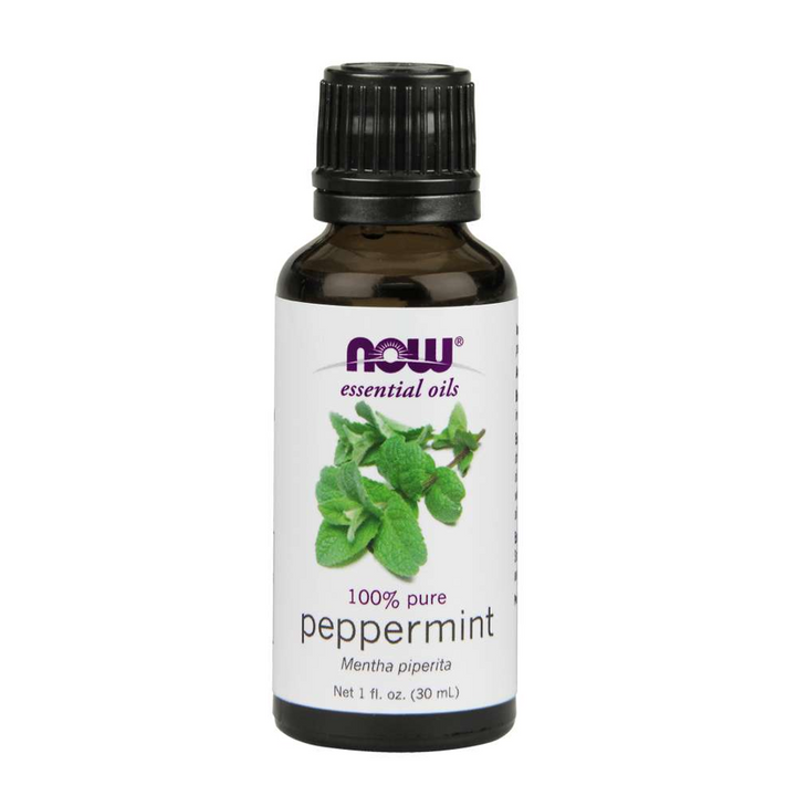 Now Foods, Essential Oils, Peppermint, 1 floz (30ml)