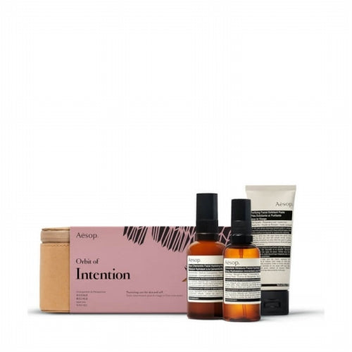 Aesop Orbit of Intention Set