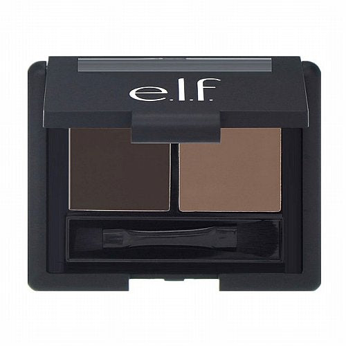 E.L.F. Cosmetics, Eyebrow Kit, Gel & Powder, Medium, Gel 0.05 oz (1.4 g) - Powder 0.08 oz (2.3 g),