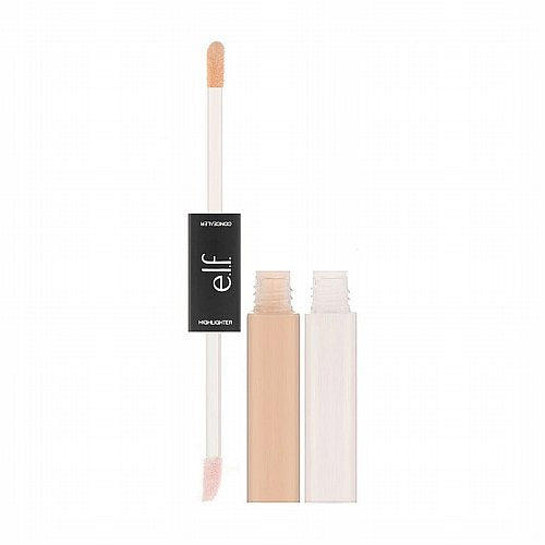 E.L.F. Cosmetics, Under Eye Concealer & Highlighter, Glow/Light, 0.2 oz (6 ml) Each