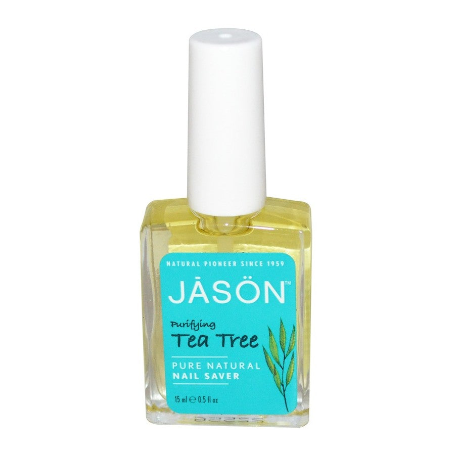 Jason Natural, Nail Saver, Tea Tree, 0.5 floz (15ml)