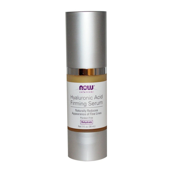 Now Foods, Solutions, Hyaluronic Acid Firming Serum, 1 fl oz (30ml)