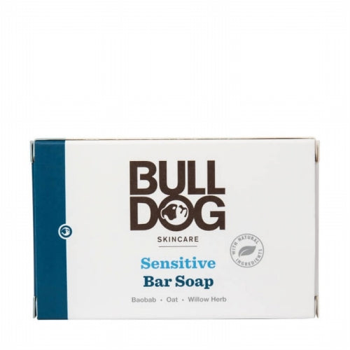 Bulldog Sensitive Bar Soap 200g