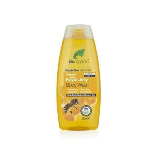 Dr Organic Royal Jelly Body Wash 250ml