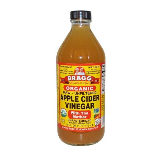 Bragg, Organic Apple Cider Vinegar, 16 floz (473ml)