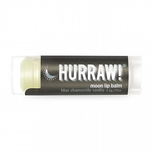 Hurraw!, Night Treatment Balm, Blue Chamomile Vanilla, .17 oz (4.8 g)