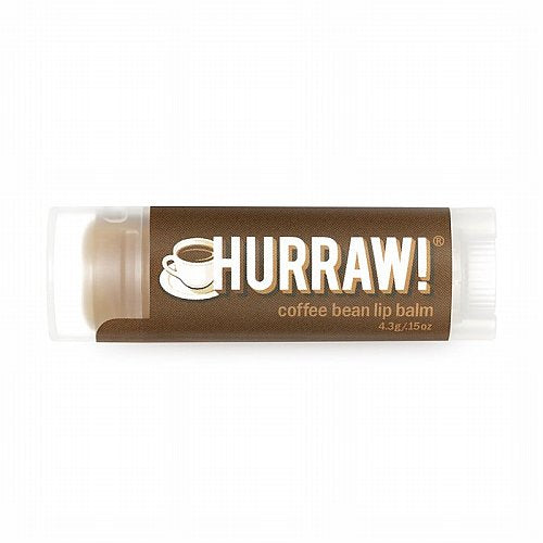 Hurraw!, Balm, Lip Balm, Coffee Bean, .17 oz (4.8 g)