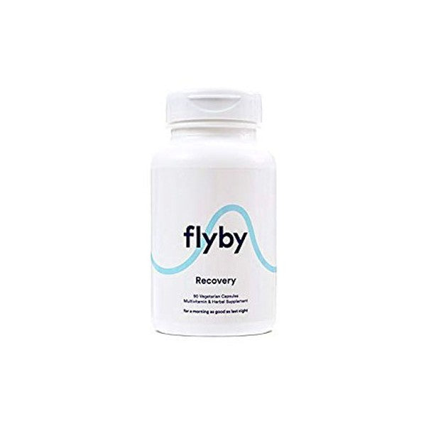 Flyby, Hangover Cure & Prevention Pills, 90 Capsules