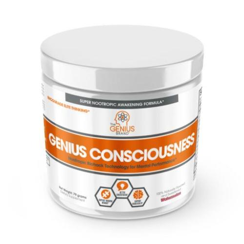 The Genius Brand, Genius Consciousness, 79 g