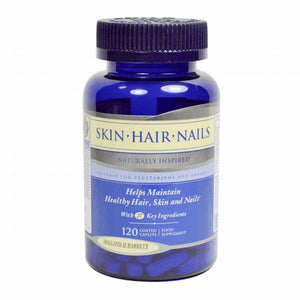 HOLLAND & BARRETT HB SKIN HAIR  NAILS FORMULA