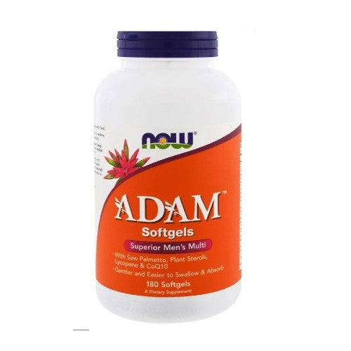 Now Foods, ADAM, Superior Men's Multi, 180 Softgels