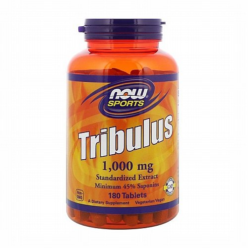 Now Foods, Now Foods, Sports, Tribulus, 1,000 mg, 180 Tablets